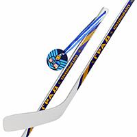 Хоккейная сувенирная клюшка ХК ГРАД