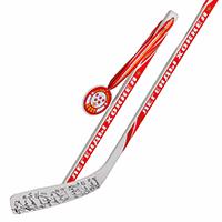 Хоккейная сувенирная клюшка ХК Легенды хоккея СССР