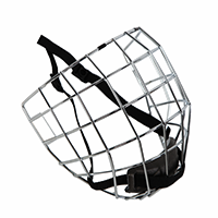 Маска для хоккейного шлема игрока GOAL&PASS