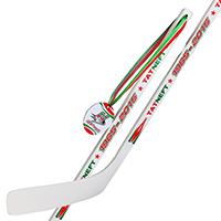 Хоккейная сувенирная клюшка АХК Нефтяник